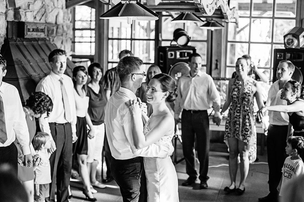 Svatba Zuzky a Davida