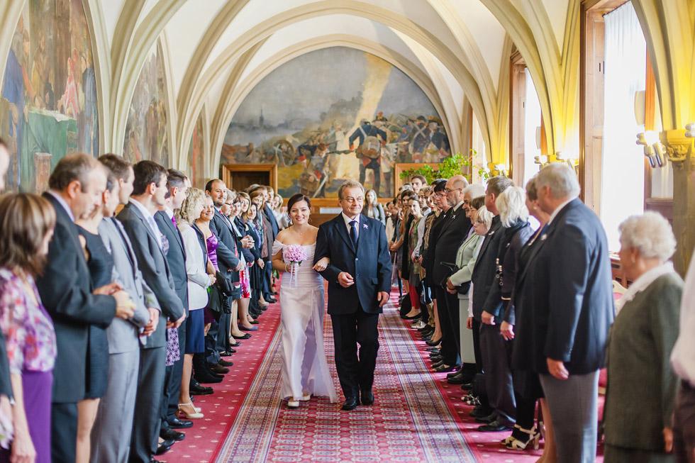 Svatba Lenky a Jirky