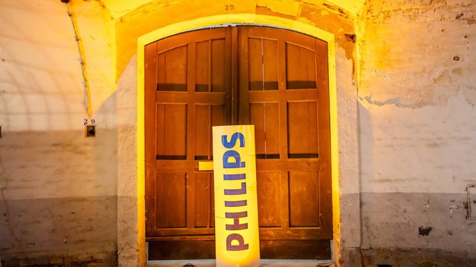 Focení workshopu pro Philips