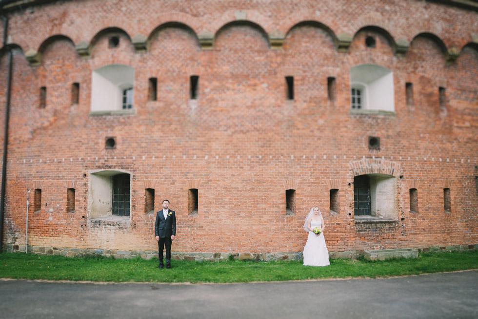 Svatba Silvie a Davida