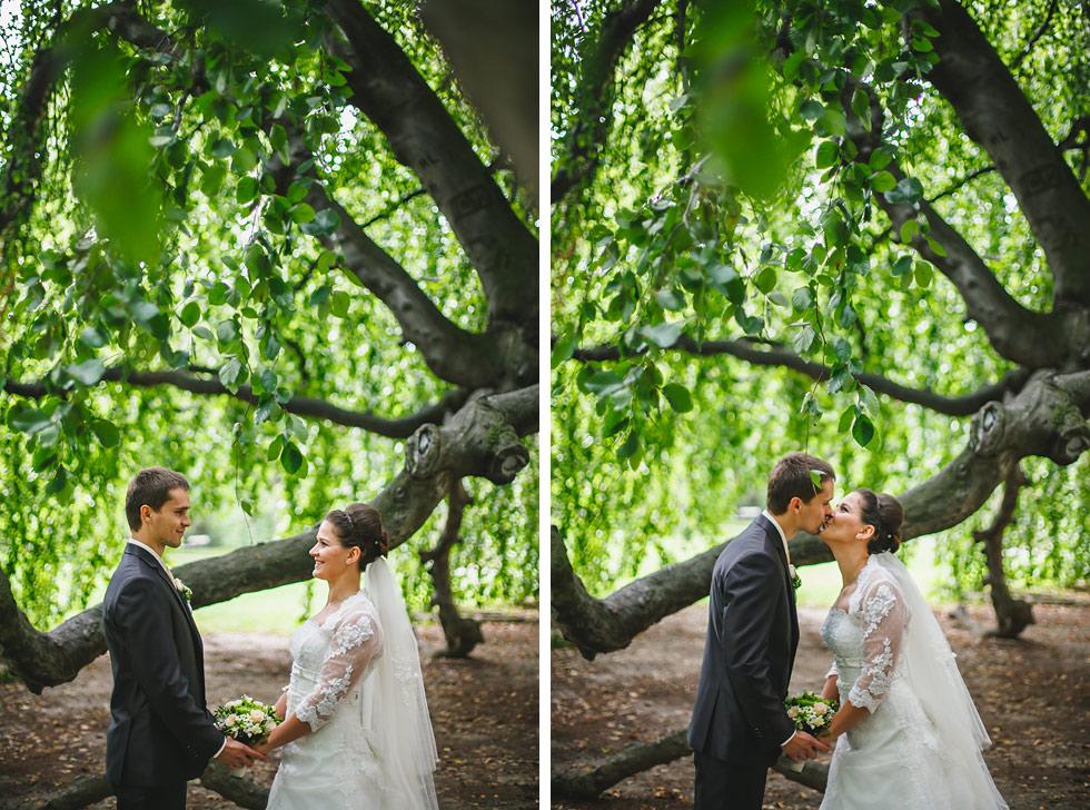Svatba Stanislavy a Tomáše