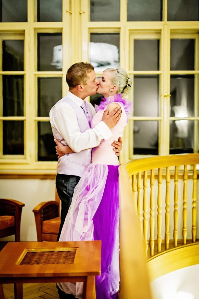 Svatba Martiny a Honzy
