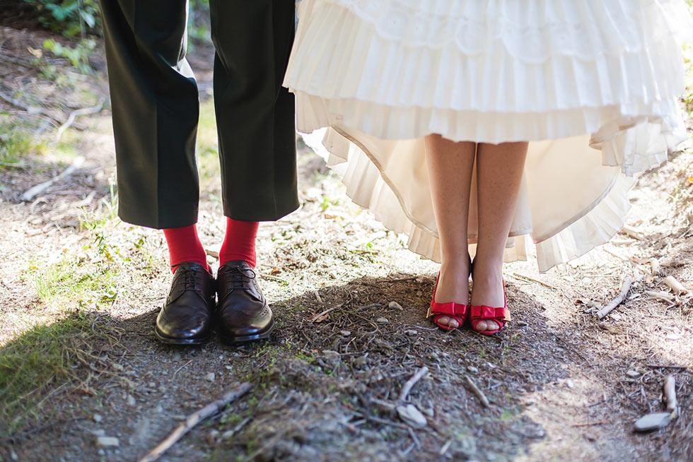 Svatba Barči a Honzy