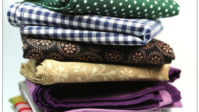 Kapesníčky, kravaty, motýlci a další parádnosti