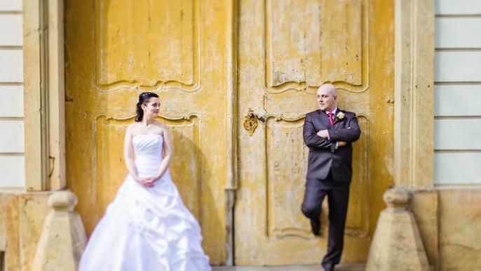Tak trochu bublinózní svatba