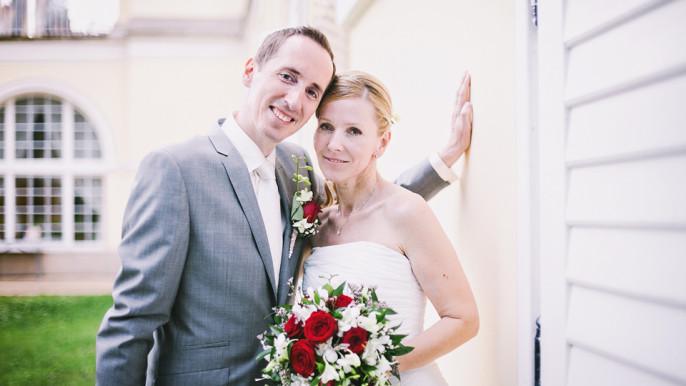 Svatba v Hraničním zámečku