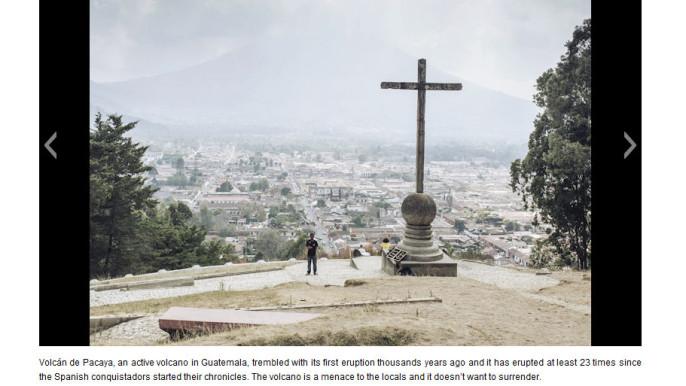 Série mých fotografií z Guatemaly na Workshopx