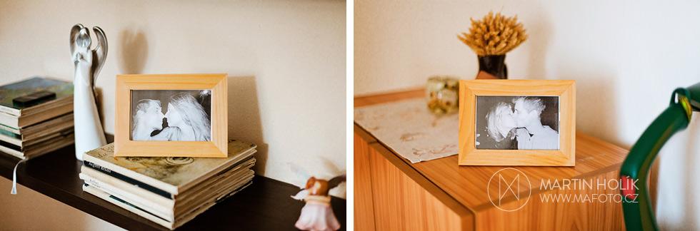 Svatební indicie aneb snoubenci v rámečku