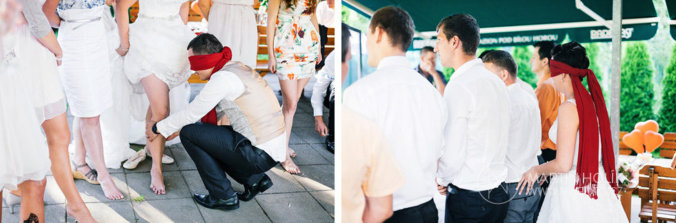 Svatební poznávačka