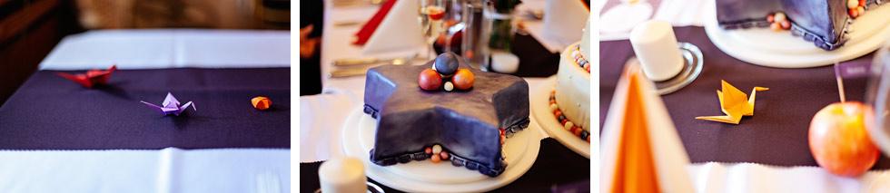 Svatební dort pro rodiče