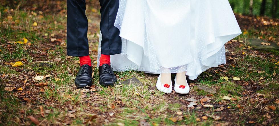 Svatební obuv