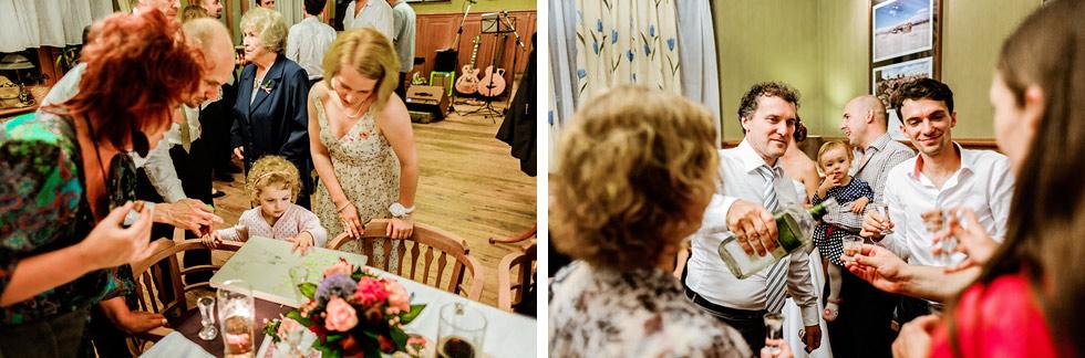 Večerní svatební zábava