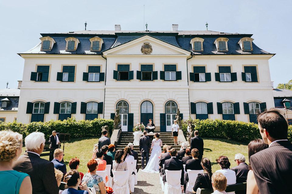Svatba v Náměšti na Hané
