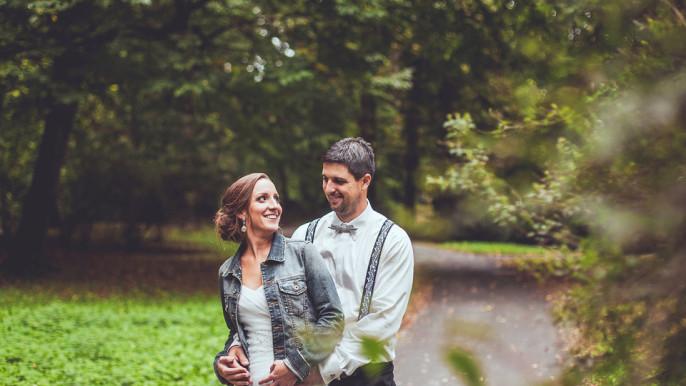 Svatba v Kroměříži