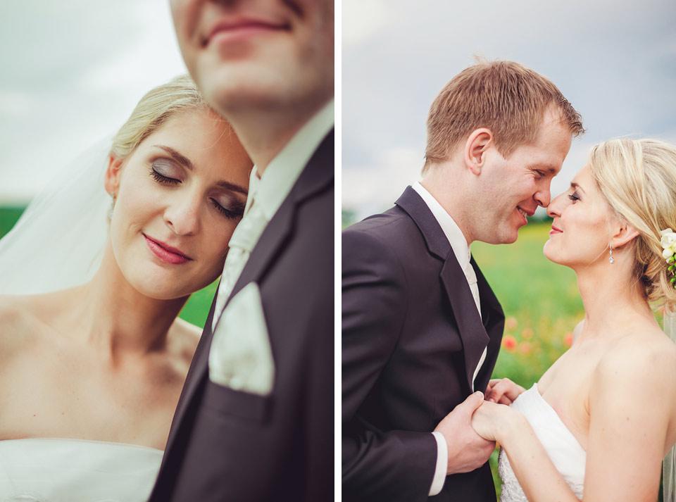 Romantika vs. humor na svatební fotografii