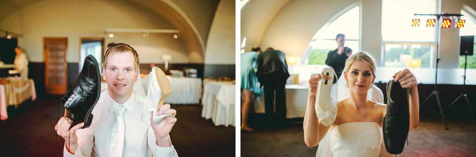 Příprava na svatební kvíz