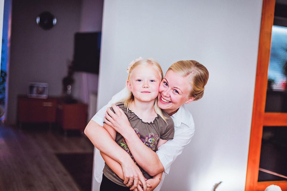 Nevěsta a její družička