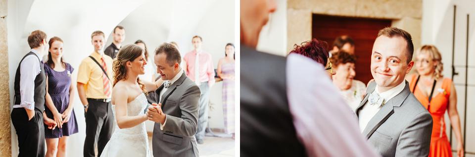 Svatební novomanželský tanec