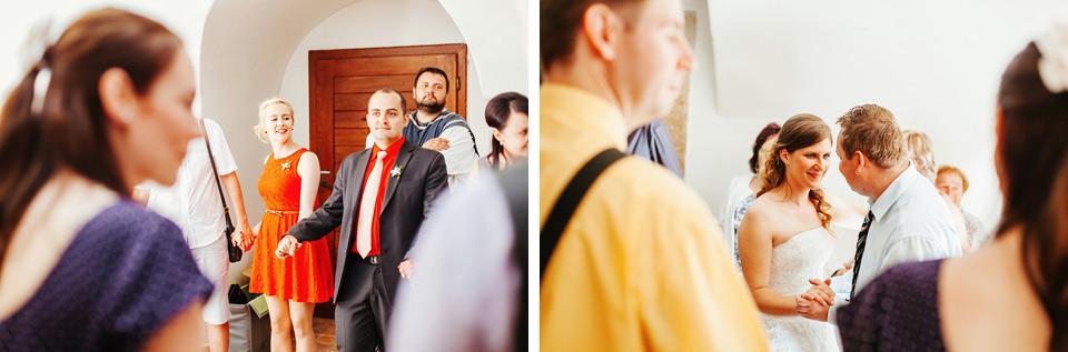Tance na svatbě