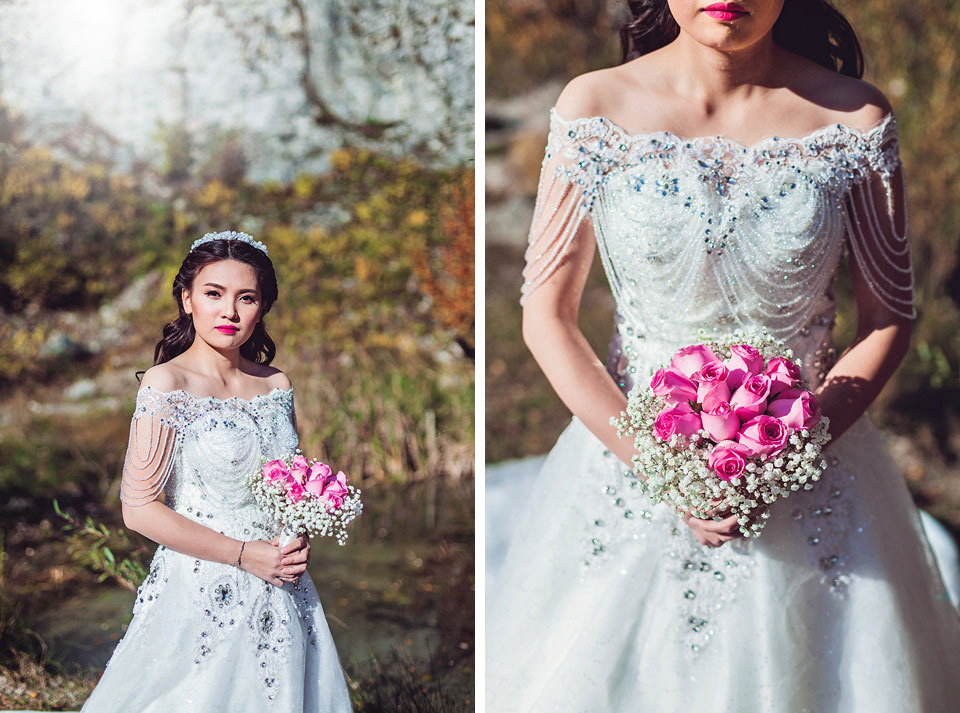 fotografie-nevesty-a-jeji-svatebni-kytice