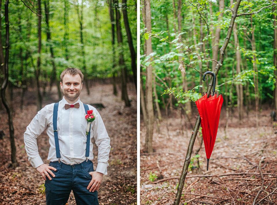 50-svatebni-fotografie-zenicha-v-destivem-lese