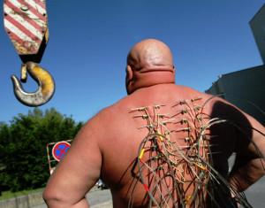 Strong Man - Ladislav Hanzel, 2009